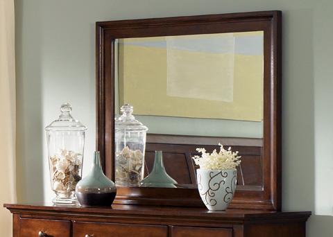 Liberty Furniture - Landscape Mirror - 341-BR51