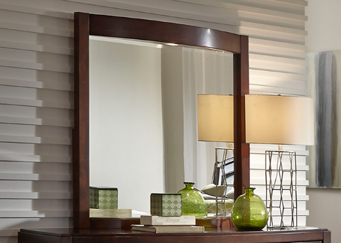 Liberty Furniture - Lighted Mirror - 505-BR52