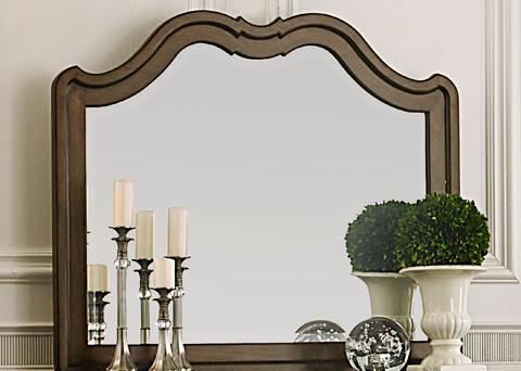Liberty Furniture - Landscape Mirror - 545-BR52