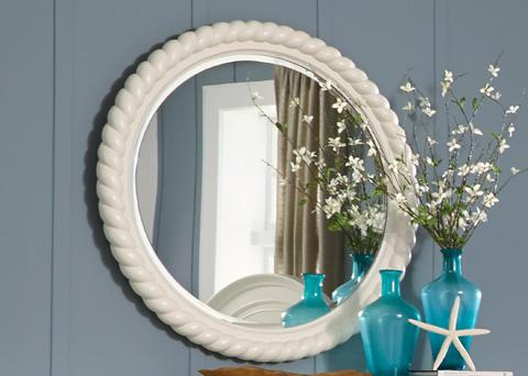 Liberty Furniture - Rope Mirror - 631-BR52