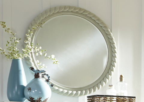 Liberty Furniture - Rope Mirror - 731-BR52
