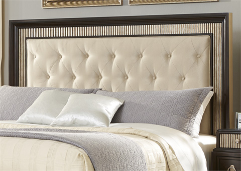 Liberty Furniture - Queen Upholstered Headboard - 736-BR13