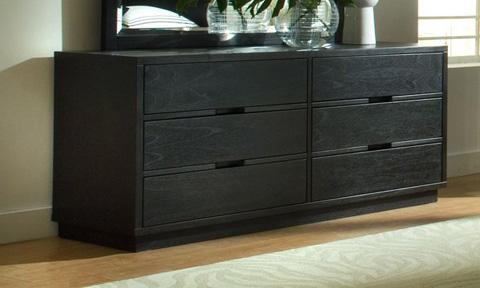 Ligna Furniture - Six Drawer Master Dresser - 6226