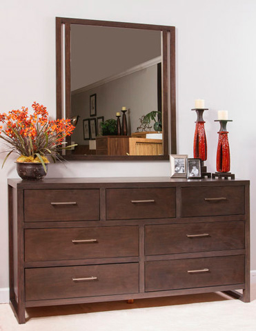 Image of Seven Drawer Dresser