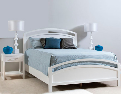 Image of Queen Arched Bed