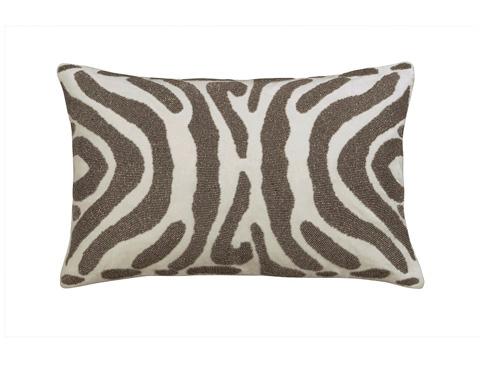 Lili Alessandra - Zebra Small Rectangle Pillow - L130IP