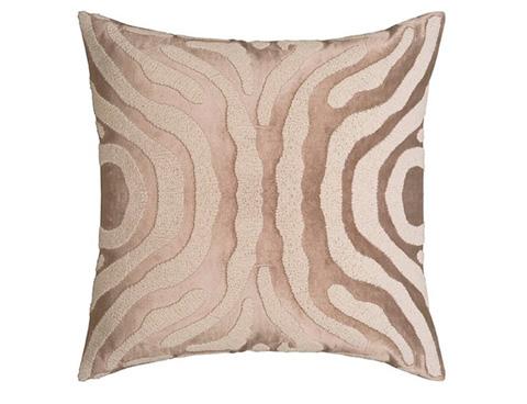 Lili Alessandra - Zebra Square Pillow - L130SFW