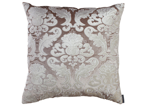Lili Alessandra - Versailles Square Pillow - L173SSB