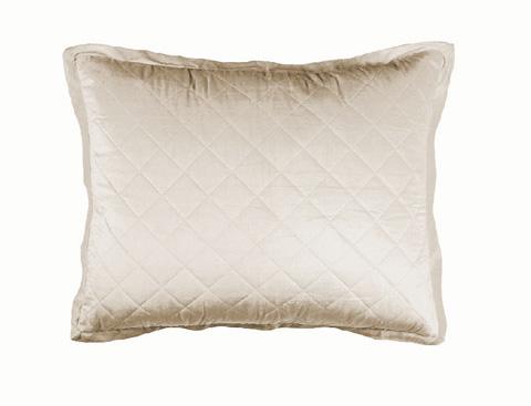 Lili Alessandra - Chloe Standard Pillow - L190I-W
