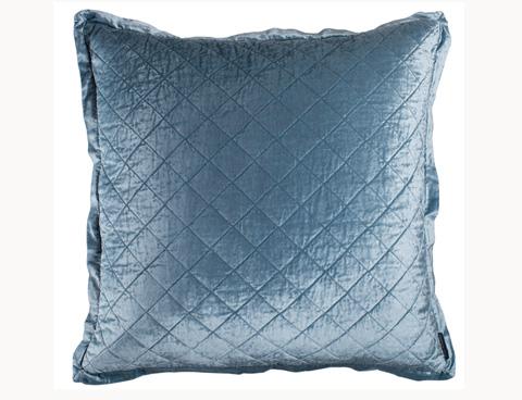 Lili Alessandra - Chloe European Pillow - L190LSB-W