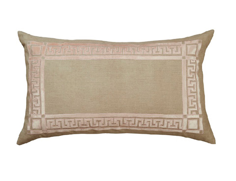 Lili Alessandra - Mackie Taupe with Blush Bedding Package - MACKIESET