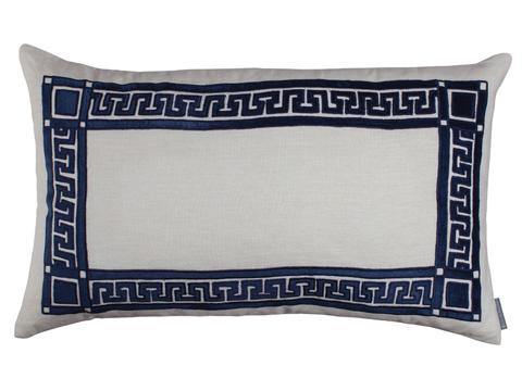Lili Alessandra - Dimitri Large Rectangle Pillow - L245ADWM-V