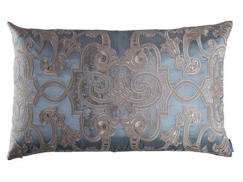 Lili Alessandra - Mozart Large Rectangle Pillow - L377DBCH