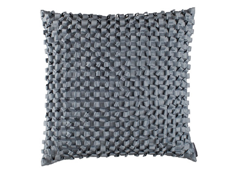 Lili Alessandra - Ribbon Square Pillow - L501B