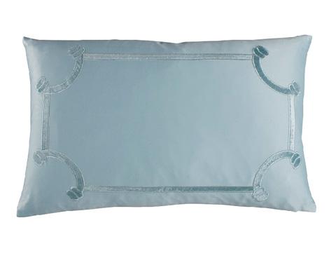 Lili Alessandra - Vendome Small Rectangle Pillow - L517SF