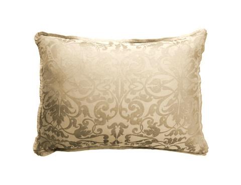 Lili Alessandra - Jackie Champagne-Silver Jacquard Bedding Package - JACKIESET2