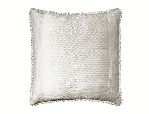 Lili Alessandra - Angie Natural Linen with White Bedding Package - ANGIESET2