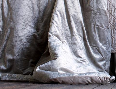 Image of Chloe Fawn Velvet Comfortlet