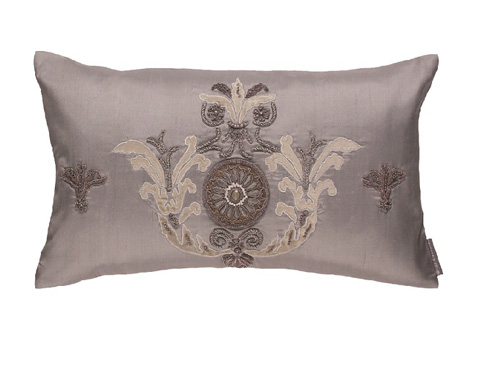 Lili Alessandra - Paris Small Rectangle Pillow - LPAR21BL