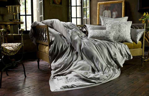 Image of Vendome Taupe Bedding Package