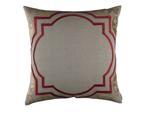 Image of Barcelona Square Pillow