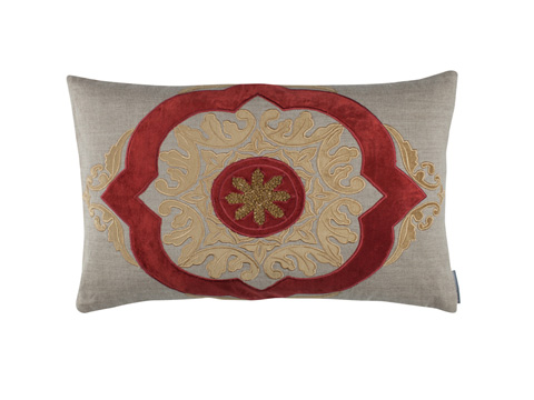 Image of Barcelona Small Rectangular Pillow