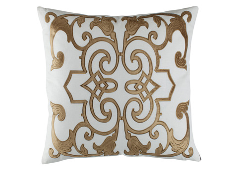 Image of Mozart Square Pillow