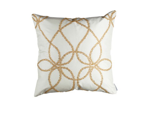 Image of Whimsical Square Pillow