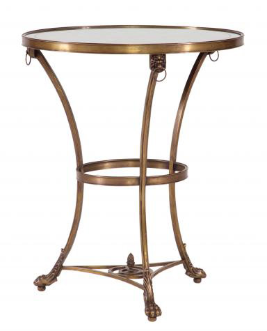Lillian August Fine Furniture - Partridge Cafe Table - LA81321-01