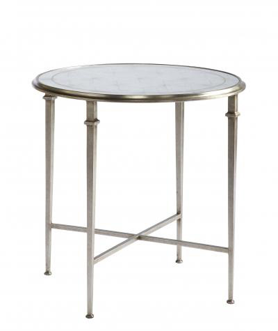 Image of Barlow Round End Table