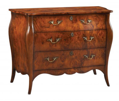 Lillian August Fine Furniture - Brooke Bombay Chest - LA81562-01