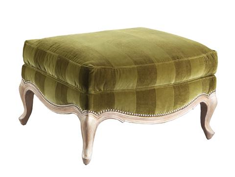 Lillian August Fine Furniture - Sophia Ottoman - LA1108OT