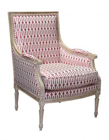 Lillian August Fine Furniture - Exeter Chair - LA1103C