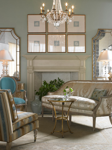 Lillian August Fine Furniture - Reginald Sofa - LA2102S