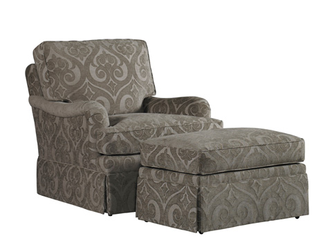 Lillian August Fine Furniture - Albert Court Chair - LA7138C
