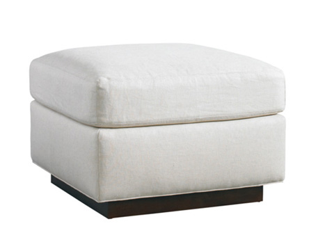 Lillian August Fine Furniture - Lange Ottoman - LA7140OT