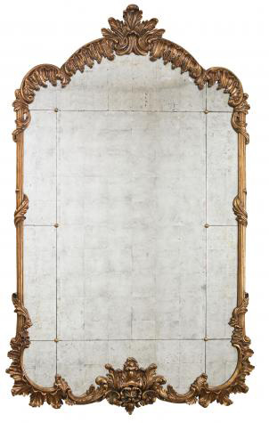 Lillian August Fine Furniture - Hyde Mirror - LA81343-01
