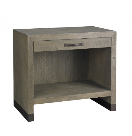 Image of Conner Weathered Nightstand