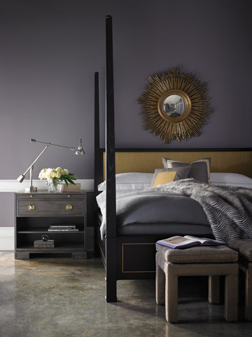 Image of Andrea King Poster Bed