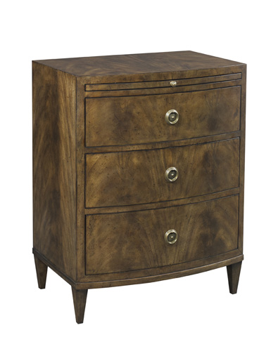 Lillian August Fine Furniture - Coventry Bowfront Chest - LA15560-01