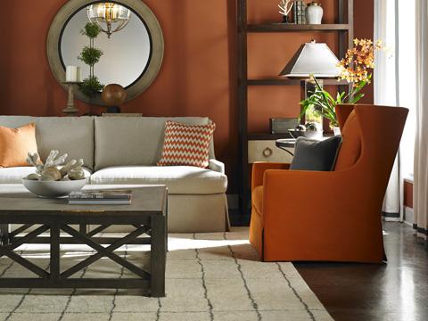 Lillian August Fine Furniture - Harper Chair - LA4111C