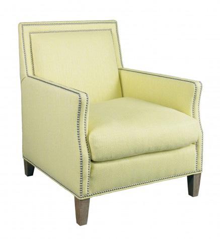 Lillian August Fine Furniture - Niles Chair - LA4123C
