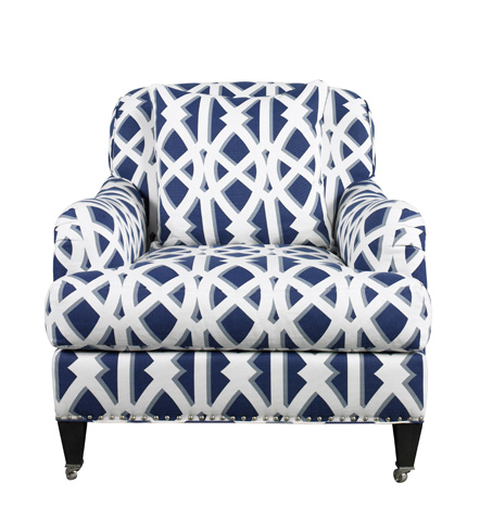 Lillian August Fine Furniture - Albert Park Chair - LA7148C