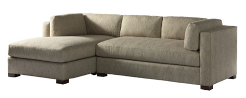 Lillian August Fine Furniture - Sloane Sectional - LA9101LH_LA9101RS