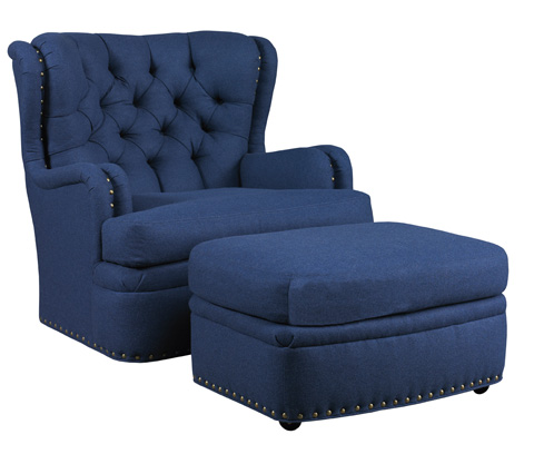 Lillian August Fine Furniture - Carter Chair - LA4140C