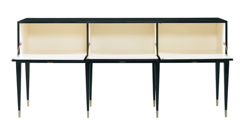 Lillian August Fine Furniture - Noir Server - LA17050-01