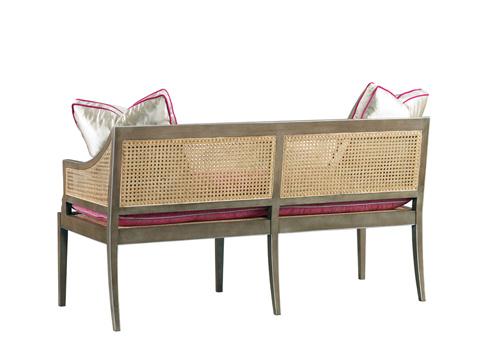 Lillian August Fine Furniture - Kendal Settee - LA2109L