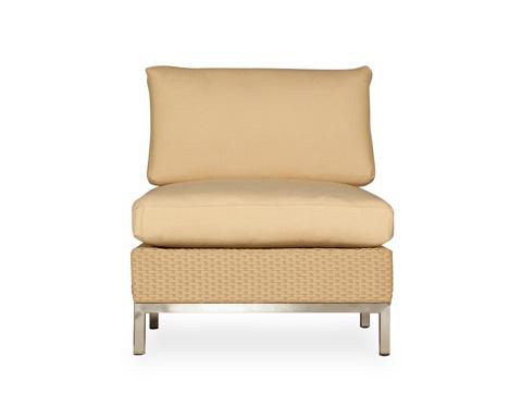 Lloyd Flanders - Elements Armless Lounge Chair - 203053