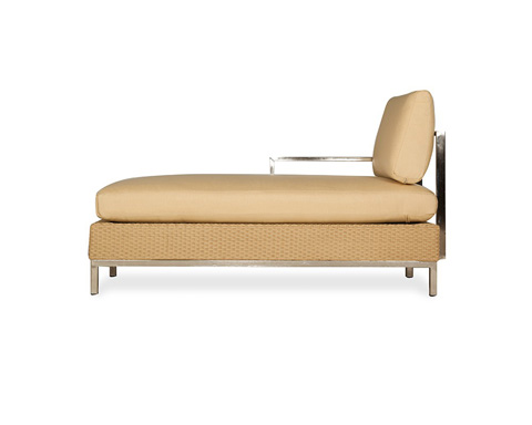 Lloyd Flanders - Elements Right Arm Chaise - 203326