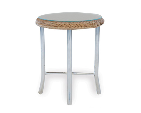 Lloyd Flanders - Round End Table - 86220